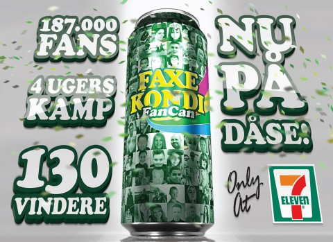 * Client: Faxe * Production: Korsager & Co * ztix: 3D