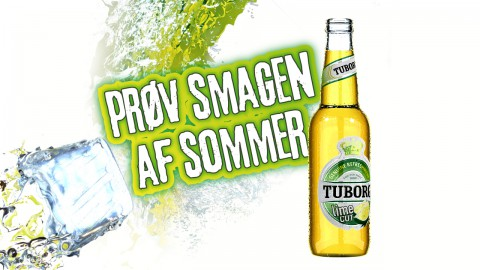 Client * Tuborg Produced By * DanesAdWork ztix * 3D – Animation